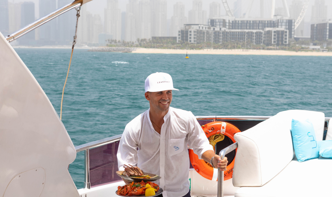Cove Beach, Delivery, At sea, Yachts